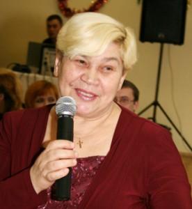 Нина Буйносова
