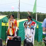 Настоящие индейцы из Эквадора на Сабантуе