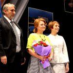 Обладатель премии Браво в номинации Созидатель актриса Ирина Симанова