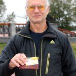 Леонид Андреевич Корвяков выиграл автомобиль