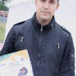 Алексей Маренинов выиграл автомобиль