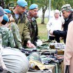 Выставка военного оборудования