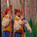 Вели концерт королевские стражники