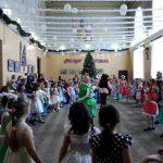 Детский культурный центр - приз за оригинальное оформление интерьера