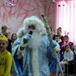 Николай Трусов - Дебют в роли Деда Мороза