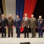 Награждённые медалями «Сто лет вооруженным силам»