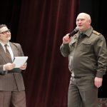 Поздравление от военкома Евгения Кудинова
