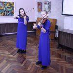 Дуэт скрипачек ДМШ № 2