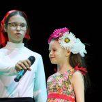 Творческое выступление семьи Егоровых