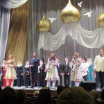 Участники пасхального концерта