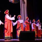 """Ансамбль народной песни """"Денница"""", ДК """"Металлург"""""""