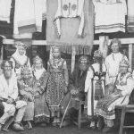 Исторические снимки из Чувашии