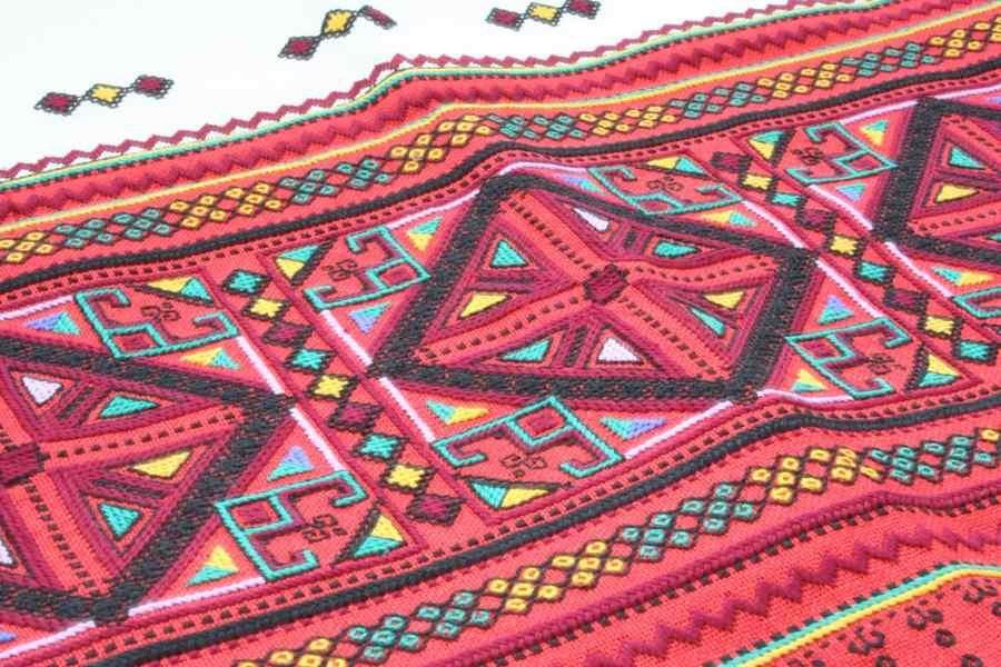 Чувашская национальная вышивка
