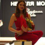 Анастасия Чиркова с призом Зрительских симпатий