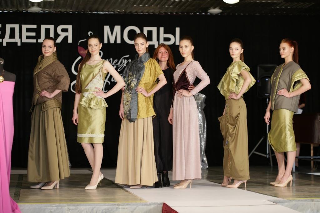 Модели Анны Малышевой
