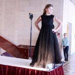 Показ моделей от Алисы Морозовой