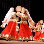 "Ансамбль ""Родники"", азербайджанский танец"
