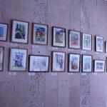 Выставка работ учеников раннеэстетического отделения