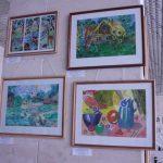 Выставка работ общеэстетического отделения