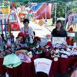 Выставка кукол в народных костюмах