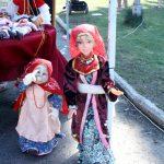 Выставка кукол в национальных костюмах