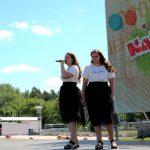 Лучший творческий номер - Юлия и Виктория Горбачёвы